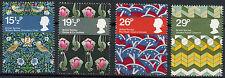 GB 1982 SG#1192-5 British Textiles MNH Set #D2771