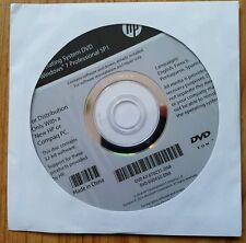 Windows 7 Pro SP1 32bit Recovery DVD New NO KEY
