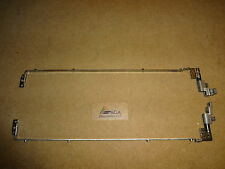 "Genuine Dell Latitude D530 / D520 Laptop 15"" Screen Hinges L+R. KG124, MG073"