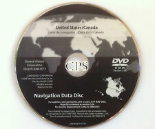 2007 2010 UPDATE 2011 CHEVROLET AVALANCHE TAHOE LTZ LT HYBRID NAVIGATION MAP DVD