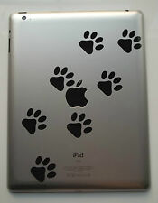 10 x patte decals-vinyl sticker pour tablette iPad iPad Mini air Macbook DS