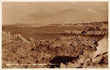 BR68260 rocky coast albeq cobo guernsey uk  judges 6923 real photo