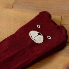 Women Cute Trendy Long Socks Lovely 3D Cartoon Animal Design Knee High Stockings