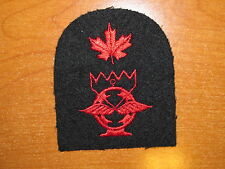 Royal Canadian Navy Trade Badge Electrical Technician Air
