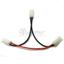 Big Tamiya Female Male Plug Series Battery Pack Connector Adapter Cable Lipo