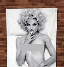 Madonna Beach Towel NEW MDNA Bad Girl Erotica Sex Bye Baby Deeper