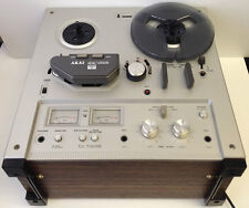 Vintage Akai GX-215D Reel to Reel Stereo Tape Deck- Made in Japan