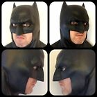 Batman V Superman Dawn of Justice Dark Knight Cowl Mask Costume Prop - BvS DOJ