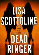 Dead Ringer, Lisa Scottoline, Good Condition, Book
