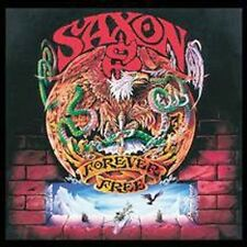 Saxon - Forever Free [Expanded] (CD, May-2002, Steamhammer) GERMANY