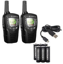 Cobra MT645 vp talkie walkie twin pack avec micro usb chargeur