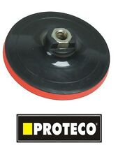 150mm Velc Backing Pad, Hook & Loop Pad angle grinder attachment, sanding disc