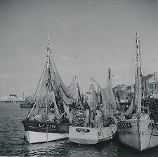 LES SABLES D'OLONNE c. 1950 - Bateaux de Pêche  Vendée - DIV 7886