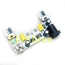 3.3V/5V Breadboard Power Supply Module USB + DC 2 Channel Power Supply