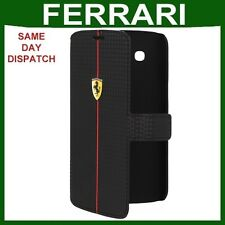 ORIGINALE Ferrari flip case per GALAXY GRAND DUOS 2 SM G7105 BOOK COVER SMARTPHONE