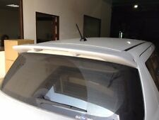 REAR SPORT TYPE SPOILER ABS FOR SUZUKI SWIFT 2011-2014 5D HATCHBACK