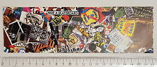 *** Analog - Burton - Snowboard Sticker - Ride a board - Die-Cut Sticker  ***