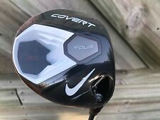 NEW NIKE COVERT TOUR 2.0 1 WOOD DRIVER GOLF CLUB KURO KAGE REG GRAPHITE SHAFT