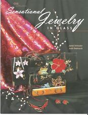 Sensational Jewelry In Glass Stained Glass Pattern Book