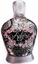 Designer Skin Adore Exclusive 21X Black Label Bronzer Indoor Tanning Bed Lotion