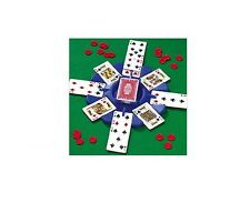 Kings in the Corner Game, Family Game Includes Playing Cards, Chips, Control