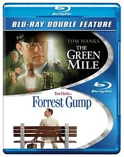 The GREEN MILE / FOREST GUMP  HI-DEF BLU-RAY SET ALL REGION TOM HANKS