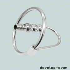 Plug d'urêtre Stainless steel SOUNDING Stretching Intime  chastity device A009
