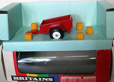 BRITAINS 1/32    Petite Remorque / Ref:9553 ==