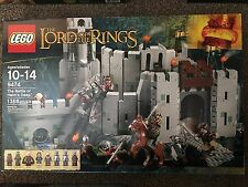 LEGO Lord of the Rings 9474 Battle of Helms Deep NEW SEALED RETIRED LOTR