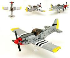 Old Photo.  Lego Airplane - P-51 Mustang