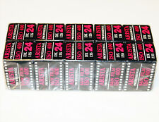 Lot of 10 ARISTA PROFESSIONAL B&W Film 24 EXP. DX 135 ISO400 New, Sealed!
