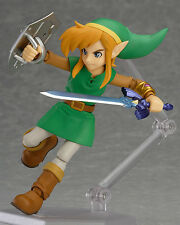 The Legend of Zelda A Link Between Worlds Figma figure #EX-032 By Good Smile