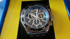 """A NEW INVICTA STAINLESS STEEL  """" PRO DIVER"""" WATCH"""