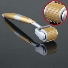 ZGTS Microneedle Titanium Roller Derma Peau Anti Aging Cellulite Scars 2.0mm DC