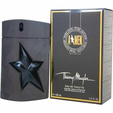 Angel Men Pure Leather by Thierry Mugler EDT Spray 3.4/3.3 oz New In Box