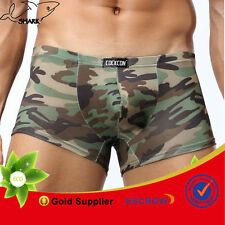 Sexy Boxershorts / Retropants Camouflage Army look M / Bulge
