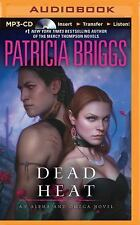 Alpha and Omega: Dead Heat 4 by Patricia Briggs (2015, MP3 CD, Unabridged)
