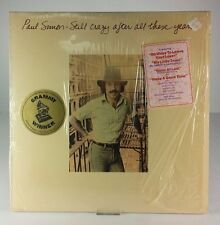 Paul Simon–Still Crazy After All These Years EX Vinyl PC 33540 Liner Notes 1975