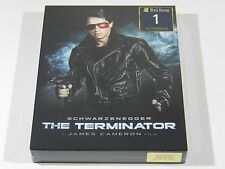 The Terminator Blu-ray Steelbook [Czech] Black Barons #468/750 OOS/OOP RARE!!!