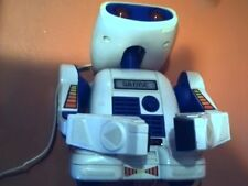 RARE 1984 SELECT TOYS DRONE ROBOT WIRED CONTROLLER ROBOT~USED~AS-IS~SPARE PARTS