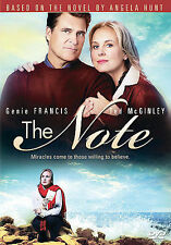 The Note (DVD) *RARE OOP!* GENIE FRANCIS, TED McGINLEY! SHIPS NEXT DAY!