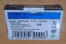 Akku Batterie für HTC G16 (BA-S570) für ChaCha Cha Cha 1300mAh