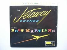 The Boss MARTIANS-the jetaway sons-Hillsdale HCD 102 rare surf 1995