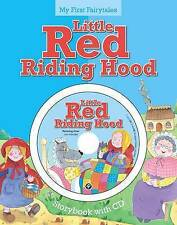 My First Fairytales Book and CD: Little Red Riding Hood (My First Fairytales Boo