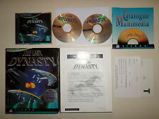 Jeu IBM PC - THE LAST DYNASTY - Sierra