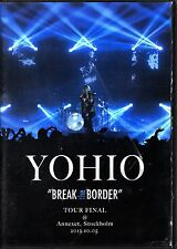 YOHIO: Break The Border - Tour Final LIVE, Eurovision, Melodifestivalen DVD