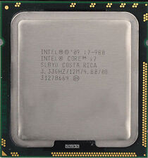 Intel Core I7-980 SLBYU 3.33 GHZ / 12M/ 4.80 LGA 1366 Processor