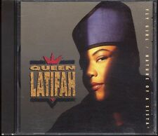 QUEEN LATIFAH-Fly Girl/Nature Of A Sista 4tracks US CD EP