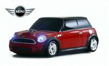 Mini Cooper S Wireless Car Mouse (Red) - Officially Licensed