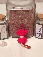 Come To Me Lover Mojo Bag Love Attracting Conjure Bag Gris-Gris Find Love Hoodoo